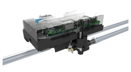 Turtle platform: 3-way electronic proportional valves. An electronic proportional valve for flow and dosing control. Electronically controlled modular on-off valve to generate flow. Fluid control valves for vending machines, valves for dental equipment, v
